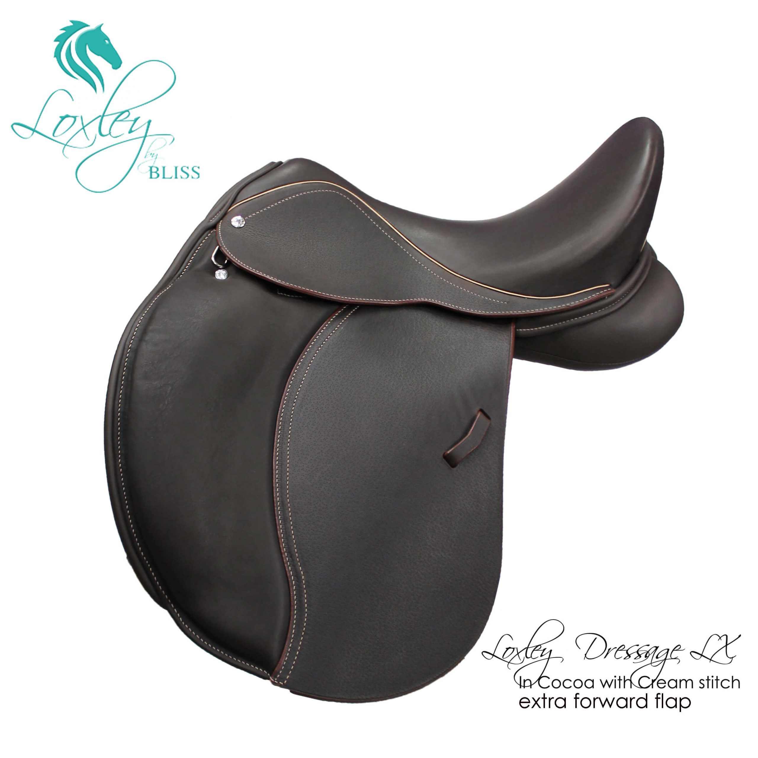 Loxley LX Dressage Saddle
