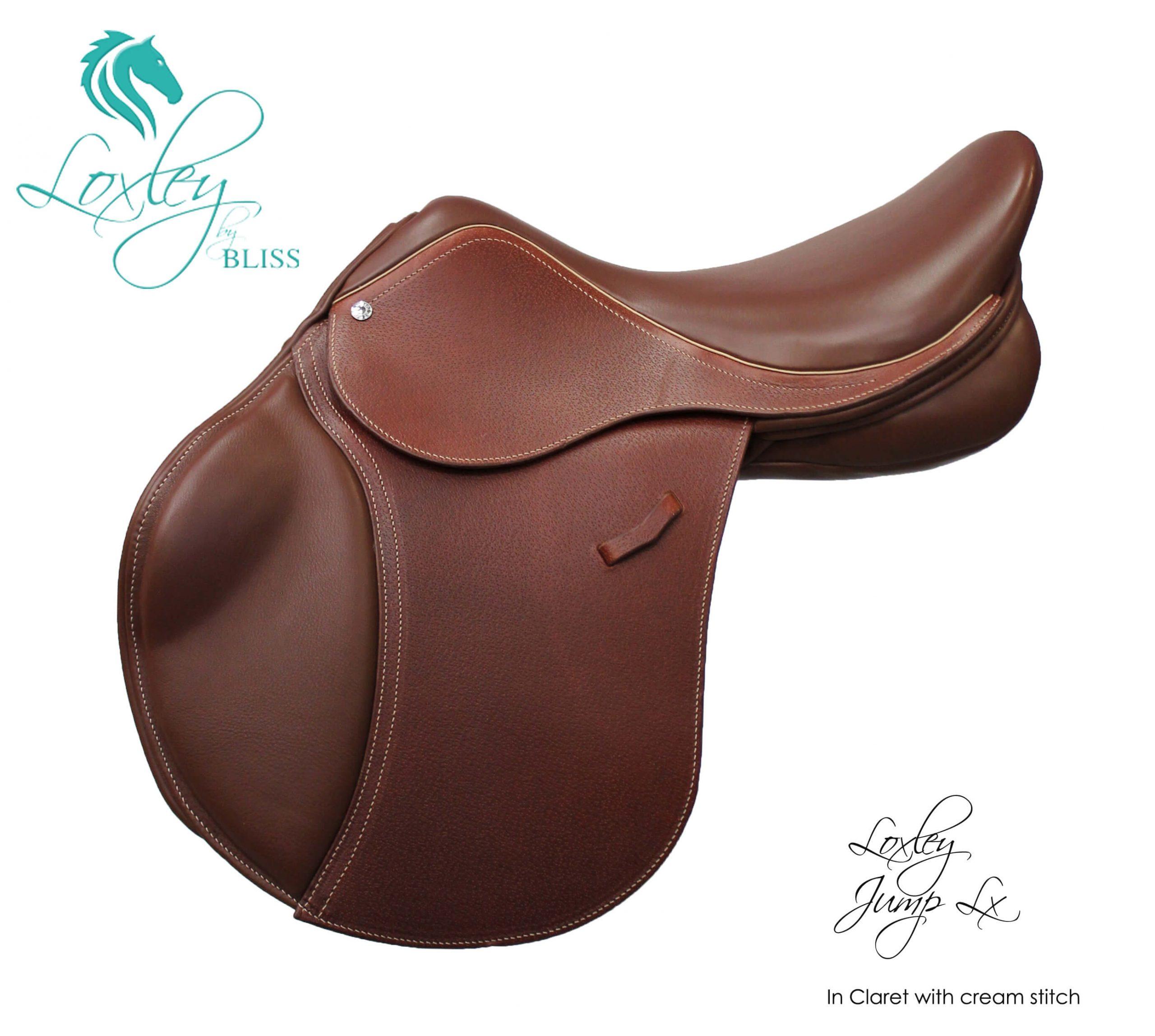 Loxley Jump LX Saddle
